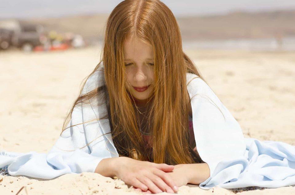 Lara's beach shoot
